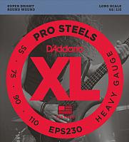 Струны для бас-гитары D'Addario EPS-230 -