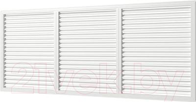 Решетка вентиляционная Viento ПВХ 600x1500