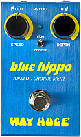 Педаль электрогитарная Way Huge WM61 MINI BLUE HIPPO -