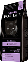 Корм для кошек Fitmin For Life Hairball (400г) -