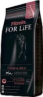Корм для собак Fitmin For Life Lamb & Rice (15кг) -