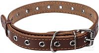 Ошейник Collar 1516 (коричневый) -