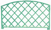 Изгородь декоративная Gardenplast Romanika (зеленый) -