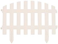 Изгородь декоративная Gardenplast Renessans (белый) -