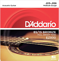 Струны для акустической гитары D'Addario EZ930 -
