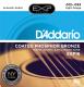 Струны для акустической гитары D'Addario EXP-16 -