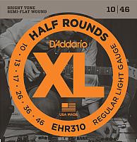 Струны для электрогитары D'Addario EHR310 -