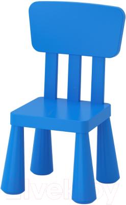 Стул детский Ikea Маммут 203.653.48