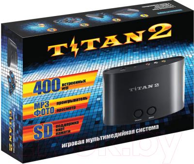 Игровая приставка Sega Magistr Titan 2 400 игр