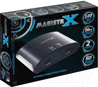 Игровая приставка Sega Magistr X 220 игр