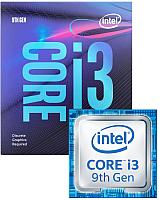 Процессор Intel Core i3-9100F Box / BX80684I39100FSRF7W  -