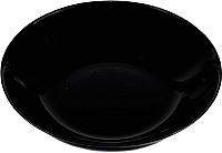 Тарелка столовая глубокая Luminarc Diwali Black P0787 -