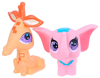 Набор игрушек для ванной Играем вместе Pet shop / 167R-PVC -