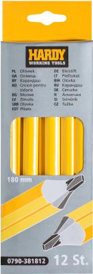 Набор карандашей строительных Hardy 0790-381812