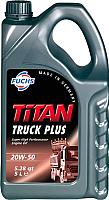 Моторное масло Fuchs Titan Truck Plus 20W50 / 601411762 (5л) -
