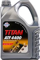 Трансмиссионное масло Fuchs Titan ATF 4400 Dexron 3 / 601413858 (5л, красный) -
