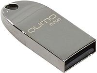 Usb flash накопитель Qumo Cosmos 32GB Silver / QM32GUD-Cos -