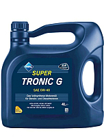 Моторное масло Aral SuperTronic G 0W40 (4л) -