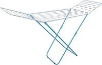Сушилка для белья Perfecto Linea 46-031821 (бело-голубой) -