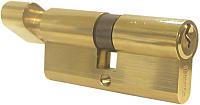 Цилиндровый механизм замка Bastion ЛУВ-80 (латунь) -
