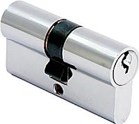 Цилиндровый механизм замка Bastion Л-80 (хром) -