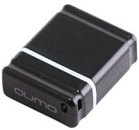 Usb flash накопитель Qumo Nano 64GB 2.0 Black / QM64GUD-NANO -