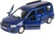 Масштабная модель автомобиля Технопарк Lada Largus / SB-16-47-N(BU)-WB -