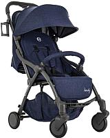 Детская прогулочная коляска El Camino Handy / ME1034L (Denim) -