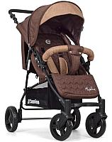 Детская прогулочная коляска El Camino My Way / ME1012L (Mocha) -