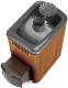 Печь-каменка ТМФ Ангара 2012 Inox (терракота, ДА, ЗК) -