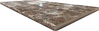 Столешница для шкафа-стола Интерлиния Опал шоколад 26 (230x60) -