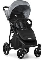 Детская прогулочная коляска El Camino Escape / ME1032L (Silver Black) -