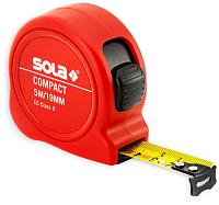 Рулетка Sola Compact CO (50500801) -