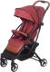 Детская прогулочная коляска Acarento Plaza (Dark Red Linen) -