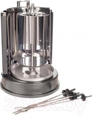 Электрошашлычница Kitfort KT-1404 - общий вид