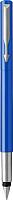 Ручка перьевая имиджевая Parker Vector Blue CT 2025446 -