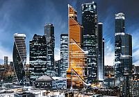 Фотообои Твоя планета Люкс Москва-сити (291x204) -
