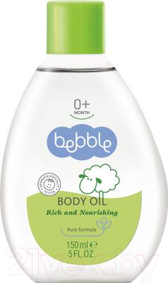 Косметическое масло детское Bebble Детское