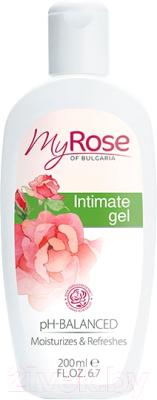 Гель для душа My Rose Для интимной гигиены