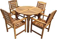 Комплект садовой мебели Sundays Cyber 89551/88021 (акация) -