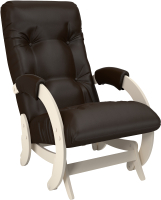 Кресло-глайдер Импэкс 68 (дуб шампань/Oregon Perlamutr 120) -
