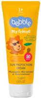 Крем солнцезащитный Bebble My Friend SPF50 (75мл) -