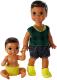 Набор кукол Barbie Брат и сестра / GFL30/GFL32 -