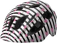 Защитный шлем Bobike Pinky Zebra / 8740300035 (S) -