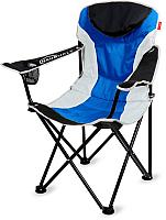 Кресло складное Ника Haushalt / ННС3/B (синий) -