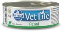 Корм для кошек Farmina Vet Life Natural Diet Cat Renal (85г) -