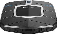 Робот-пылесос Redmond RV-R250 (черный) -
