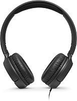 Наушники-гарнитура JBL Tune 500 / T500BLK (черный) -