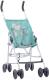 Детская прогулочная коляска Lorelli Flash Green Bunnies / 10020431837 -