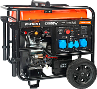 Бензиновый генератор PATRIOT GP 15010ALE -
